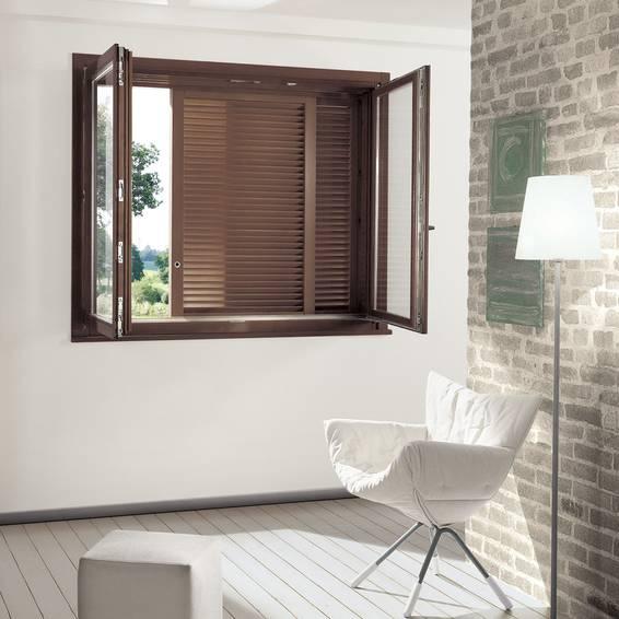 Scrigno gold para exteriores estruturas para janelas francesas e janelas retr teis - Serranda porta finestra ...